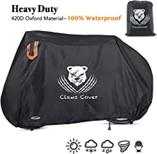 ClawsCover Bikes Covers Waterproof XXL 83