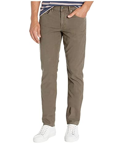 Hudson Jeans Blake Slim Straight Twill Jean (Gravel) Men