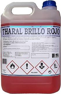 THARAL Brillo Salpicaderos y Neumáticos (5Litros