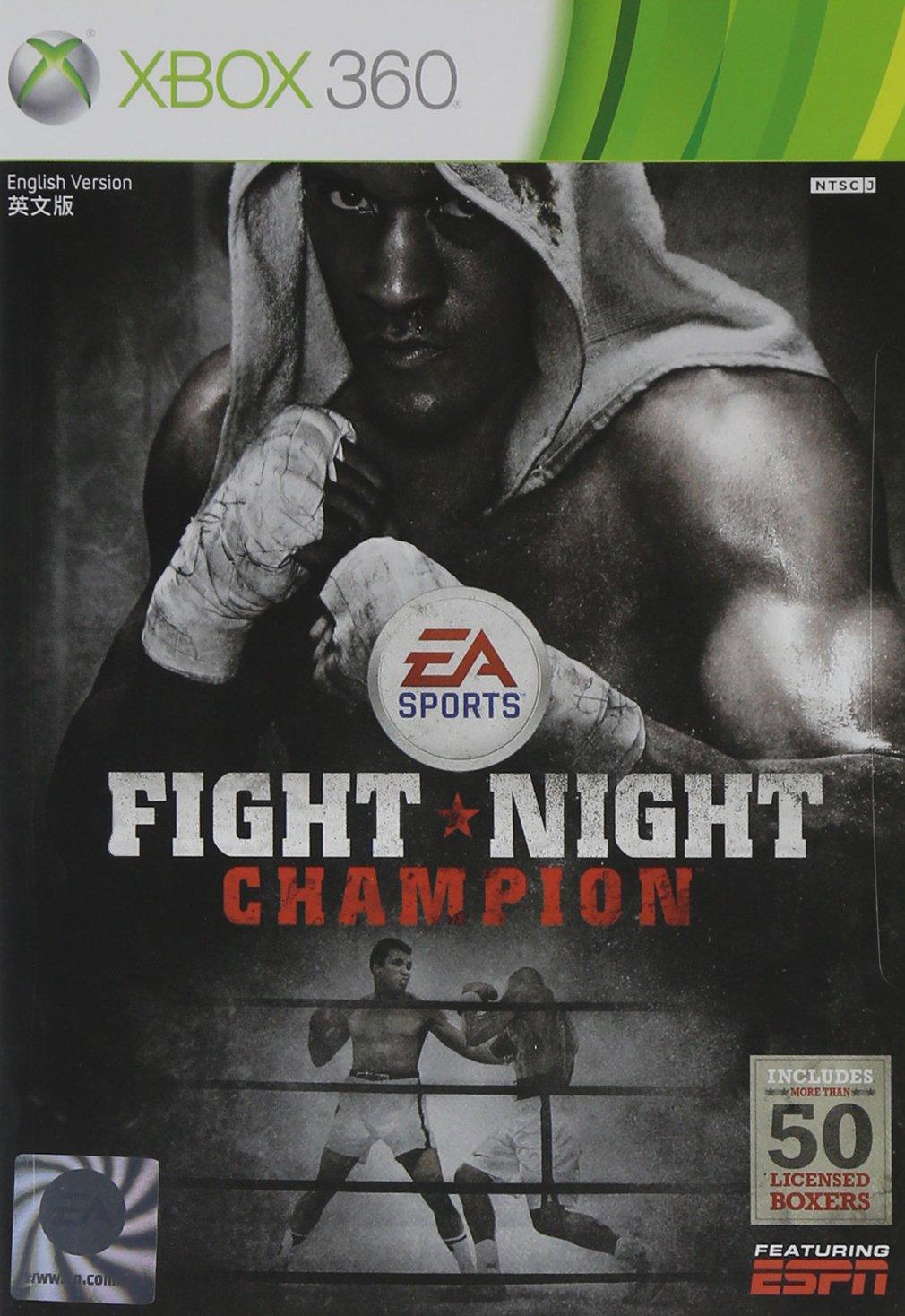 Max 64% OFF Max 57% OFF Fight Night Champion - 360 Xbox