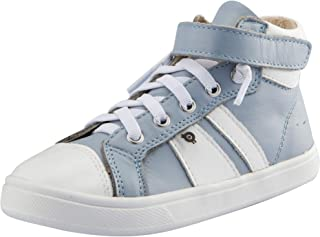 Boy's and Girl's Urban Earth Leather Sneakers