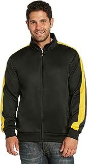 Men's Side Stripe Track Jacket