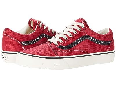 Vans Old Skooltm (Earth Chili Pepper/Marshmallow) Skate Shoes
