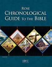 Rose Chronological Guide to the Bible (Rose Bible Charts & Time Lines)