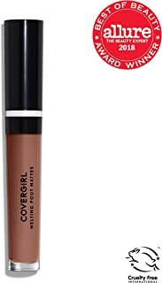 COVERGIRL Melting Pout Matte Liquid Lipstick, Paradise Lost, 1 Count (packaging may vary)