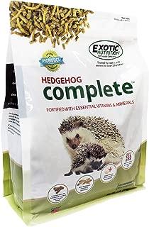 exotic nutrition hedgehog complete
