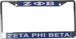 Best zeta license plate Reviews