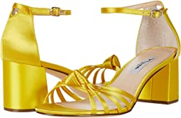 Citron Crystal Satin