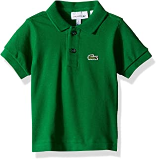 Lacoste Boys' Short Sleeve Classic Pique Polo
