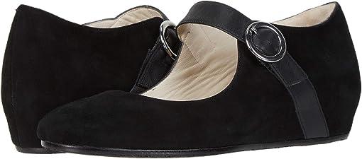 Black Cashmere/Black Raso