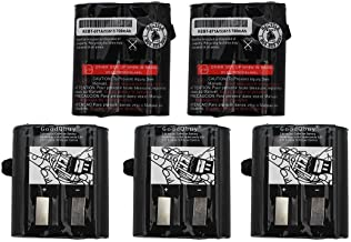 Motorola T5320 2-Way Radio Battery Combo-Pack includes 2 x SD2W-H1004 Batteries