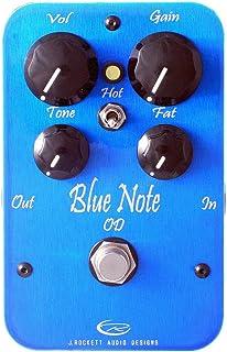 J. Rockett Audio Designs Pro Series Blue Note Overdrive Guitar Effects Pedal