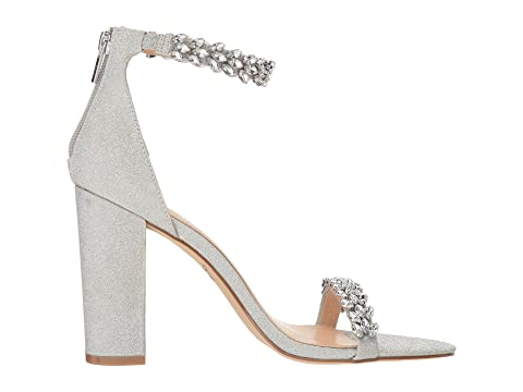 Jewel Badgley Mischka Mayra Silver Sale Cheap Prices Discount Choice Cheap Finishline Cheap Outlet On Hot Sale hBWuF0pR