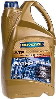 Ravenol J1D2107-004 ATF (Automatic Transmission Fluid) - 5/4 HP 5-Speed 4-Speed ZF Transmissions (4 Liter)