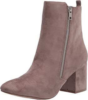 Report Women's Bootie, Dress Ankle Boot, Taupe, 9