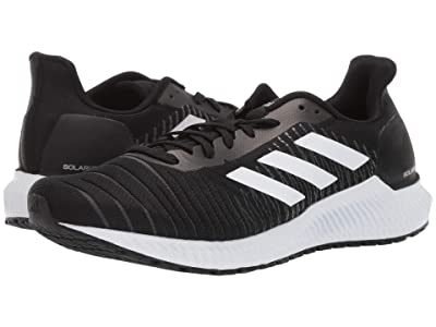 adidas Running Solar Ride (Core Black/Footwear White/Grey Five) Men