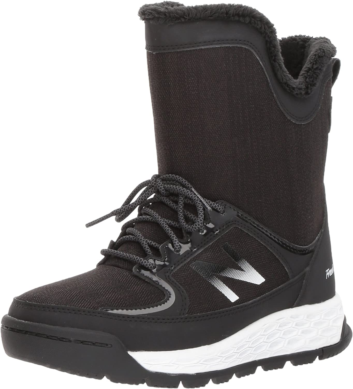 New Balance Damen frischen Schaum BW2100V1 Stiefel Stiefel Schuhe, 43 EUR - Width D, schwarz Weiß  auf der ganzen Welt gut verkaufen