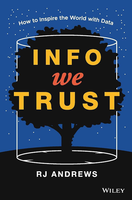 ドル逆さまにヤギInfo We Trust: How to Inspire the World with Data (English Edition)