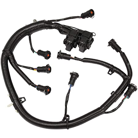 Amazon.com: FICM Engine Fuel Injector Complete Wiring Harness | for Ford  6.0L Powerstroke Diesel | 2003-2007 F250 F350 F450 F550, 2004-2005  Excursion | Replace# 5C3Z-9D930-A, 5C3Z9D930A: AutomotiveAmazon.com