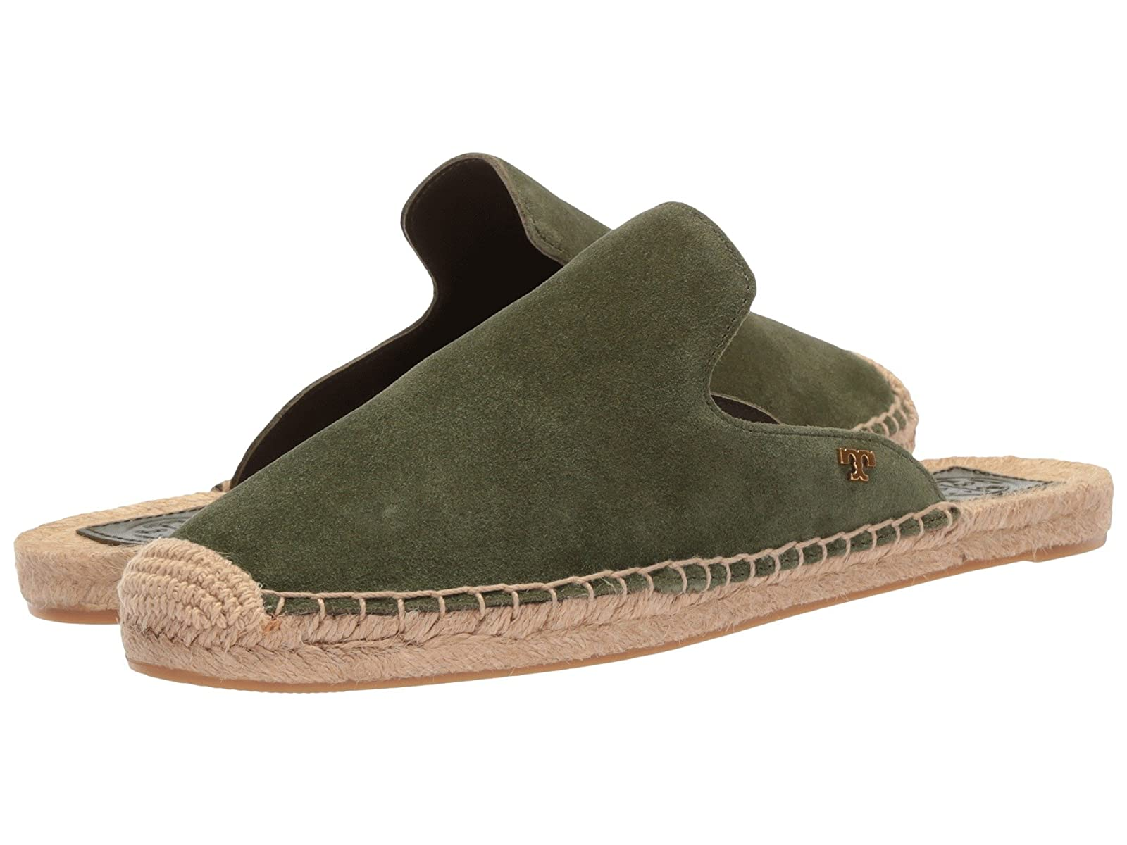 Tory Slide Burch Max Espadrille Flat Slide Tory < Outstanding features <Man's/Woman's 369ced