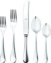 Mepra 1020B22005 Brescia 5 Piece Place Setting, Stainless Steel