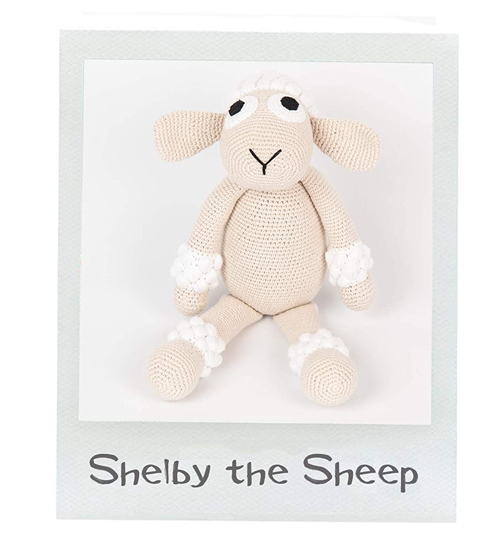 Cuddoll Shelby The Sheep, 17
