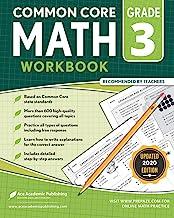 3rd Grade Math Workbook: CommonCore Math Workbook PDF