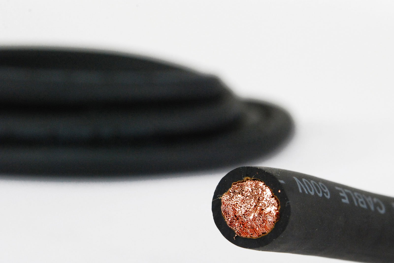 RED MADE IN USA 5 Blk, 5 Red 4 Gauge AWG Welding Lead /& Car Battery Cable Copper Wire BLACK TEMCo WC0188-10