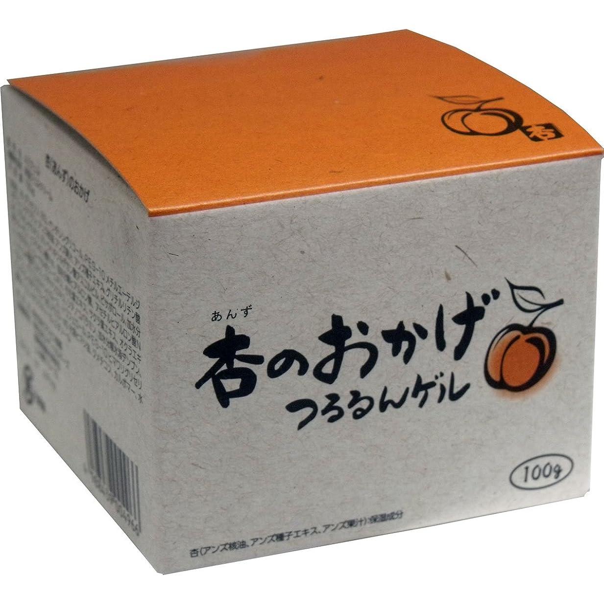 気性クラッチ干渉杏のおかげ つるるんゲル 2個セット