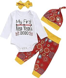 Shalofer Outfits Newborn Romper Months