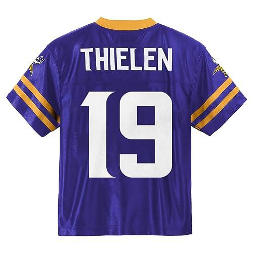 promo code a0541 59e72 Vikings Jerseys: Amazon.com