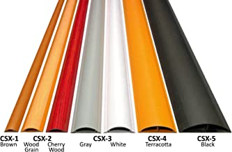 Cable Shield Cord Cover - Model: CSX-1.5 - Length: 31
