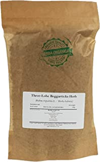 Herba Organica - Three-Lobe Beggarticks Herb - Bidens Tripartita L - Beggarticks, Trifid Bur-marigold (100g)