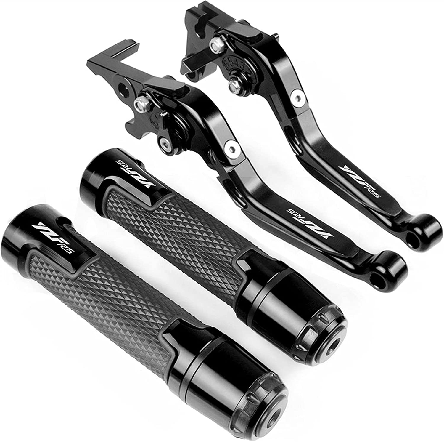 Motorbike Grips Motorcycle Brake Challenge the lowest price of Japan ☆ Clutch Our shop most popular Levers Gr Handlebar Hand