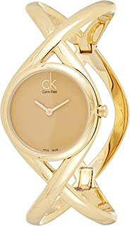 Calvin Klein Casual Watch For Women Analog Stainless Steel - K2L23509,