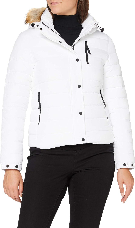Superdry Time sale Manufacturer direct delivery Classic Faux Jacket Fur Fuji