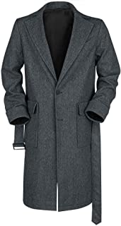 Mens Fantastic Casual Winter Redmayne Wool Trench Coat