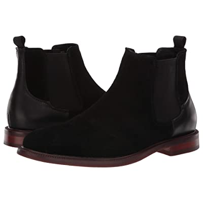 Steve Madden Carve (Black Suede) Men