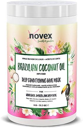 Embelleze Novex Coco - Mascarilla Liso Perfecto y Nutrición Absoluta