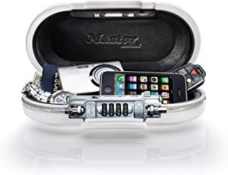 Master Lock 5900D Set Your Own Combination Portable Safe, 9-17