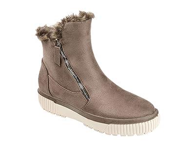Journee Collection Comfort Foam Jezzy Wedge Bootie