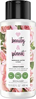 Love Beauty and Planet Murumuru Butter & Rose Oil Conditioner Blooming Color, 400ml