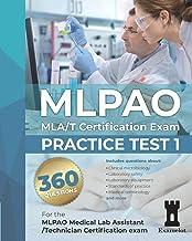 MLPAO MLA/T Certification Exam: Practice Test 1