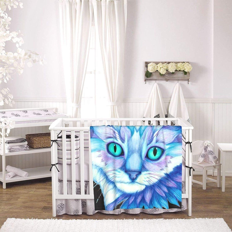 Crib Climbing Equipment Design Baby Blanket Super Soft Printed Blanket Receiving Blanket for Boys Girls Receiving Stroller Newborns