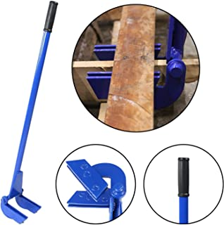 Pallet Buster- Heavy Duty Pallet Breaker with Bar Handle, Easily Break Down Pallets with Little to No Waste, 41