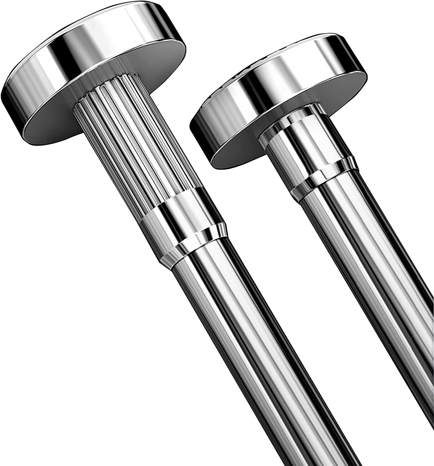 Stainless Steel Extendable Shower A surprise price is realized Curtai Rods Curtain Telescopic Limited time trial price