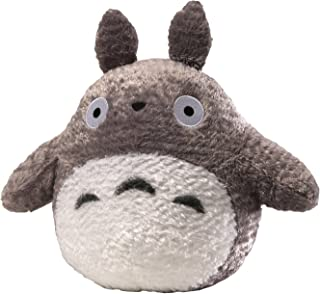 GUND Fluffy Totoro Stuffed Animal Plush in Gray, 13""
