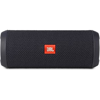 JBL Flip 10 Splashproof Portable Stereo Bluetooth Speaker (Black)