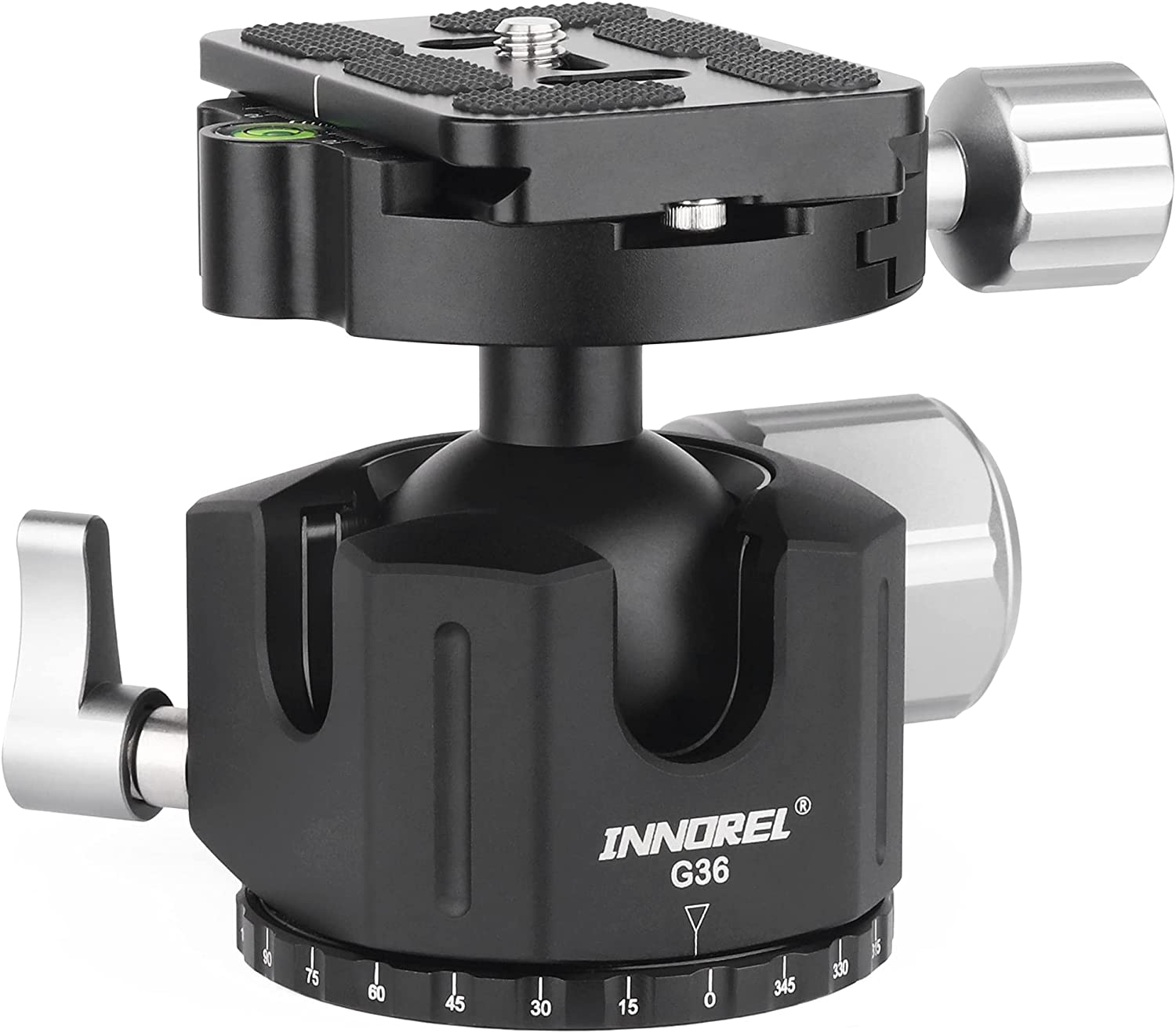 Low Profile Tripod Ball Head-INNOREL CNC Product Metal Panoramic Camera Large-scale sale