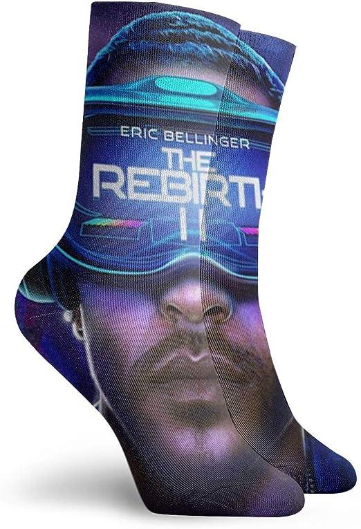 FUSTBIL Eric Bellinger Casual Socks Alex Turner Crew Socks